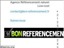 agence referencement naturel france